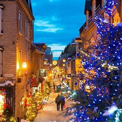 Petit Champlain, Quebec City