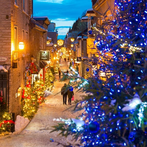 New Years in Quebec City