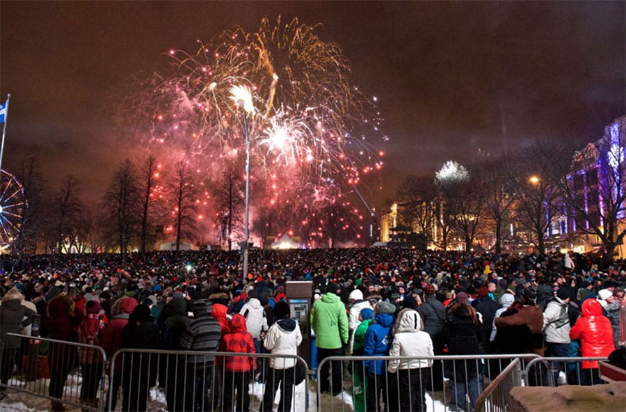 NYE Quebec City