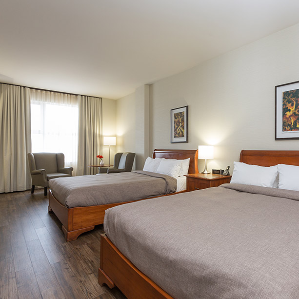 Chateau Laurier classic room