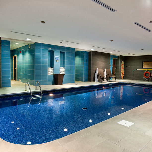 Chateau Laurier Heated pool