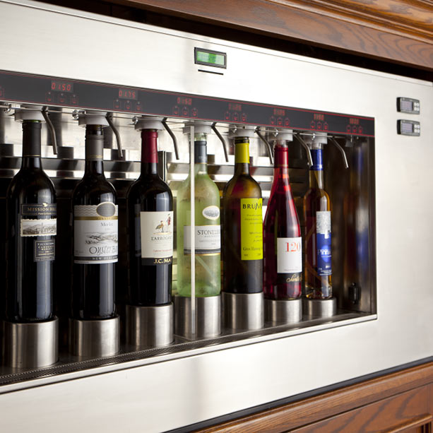 Chateau Laurier Wine Dispenser